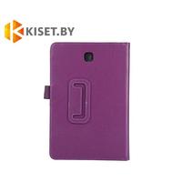 Классический чехол-книжка для Samsung Galaxy Tab A 10.1 (SM-T580/T585), фиолетовый