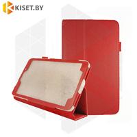 Классический чехол-книжка для Samsung Galaxy Tab A 7.0 2016 (SM-T280/T285), красный