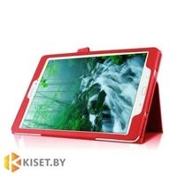 Классический чехол-книжка для Samsung Galaxy Tab S2 9.7 T810 / T813 / T815 / T819, красный