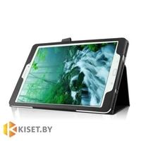 Классический чехол-книжка для Samsung Galaxy Tab S2 9.7 SM-T810 / T813 / T815 / T819, черный
