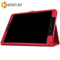Классический чехол-книжка для Samsung Galaxy Tab S3 9.7 (T820/T825), красный