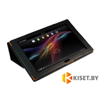 Классический чехол-книжка для Sony Xperia Tablet Z, черный
