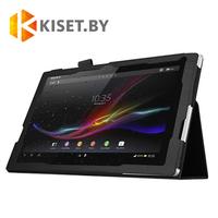 Классический чехол-книжка для Sony Xperia Tablet Z4, черный