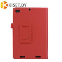 """Классический чехол-книжка для Xiaomi Mi Pad 2 7,9"""", красный"""