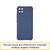 Силиконовый чехол Safe Tpu Case для Realme 6i синий