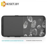 Защитное стекло KST FG для ZTE Blade V2020 / А1 Альфа 20+ черный