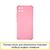 Силиконовый чехол Safe Tpu Case для Realme 6i розовый