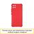 Силиконовый чехол Safe Tpu Case для Realme 6i красный