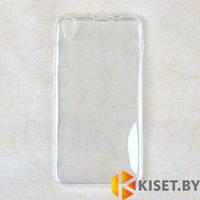 Силиконовый чехол Ultra Thin TPU для Alcatel One Touch Idol 2 Mini 6014X, прозрачный
