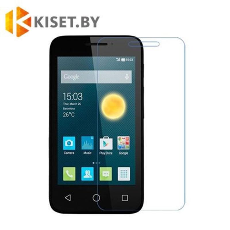 Защитное стекло для Alcatel One Touch Idol 3 6039, прозрачное