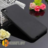 Силиконовый чехол для Alcatel One Touch Pop S9 7050Y, серый