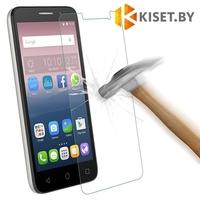 Защитное стекло для Alcatel One Touch Pop 4 5051, прозрачное