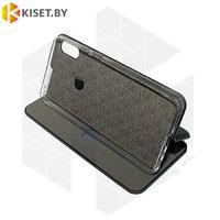 Чехол-книжка Book Case 3D с визитницей для Asus ZenFone Max Pro M1 (ZB602KL) черный