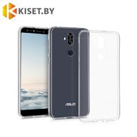 Силиконовый чехол Ultra Thin TPU для Asus ZenFone 5 Lite (ZC600KL), прозрачный