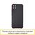 Силиконовый чехол Safe Tpu Case для Realme 6i черный