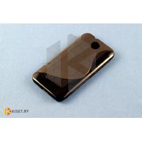 Силиконовый чехол для HTC Desire 300, черный
