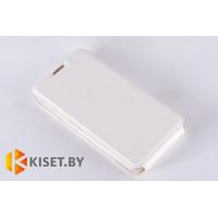 Чехол-книжка Experts SLIM Flip case для HTC Desire 516, белый