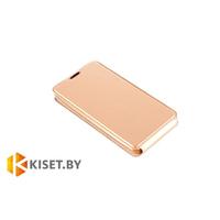 Чехол-книжка Experts SLIM Flip case для HTC Desire 526, золотой