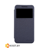 Чехол Nillkin Sparkle для HTC Desire 616, черный