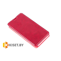 Чехол-книжка Experts SLIM Flip case для HTC Desire 816, красный