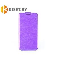 Чехол-книжка Experts SLIM Flip case для HTC Desire 526, фиолетовый