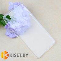 Силиконовый чехол KST UT для Huawei Ascend P7 прозрачный