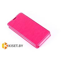 Чехол-книжка Experts SLIM Flip case для Huawei Ascend P7, розовый