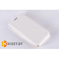 Чехол-книжка Experts SLIM Flip case для Huawei Ascend P7, белый