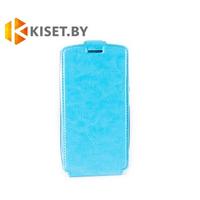 Чехол-книжка Experts SLIM Flip case для Huawei Ascend P8, бирюзовый