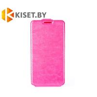 Чехол-книжка Experts SLIM Flip case для Huawei Ascend P8, розовый