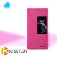 Чехол Nillkin Sparkle для Huawei Ascend P8, розовый