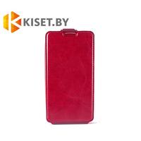 Чехол-книжка Experts SLIM Flip case для Huawei Ascend P8, красный