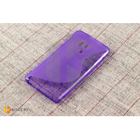 Силиконовый чехол для Huawei Honor 3, фиолетовый