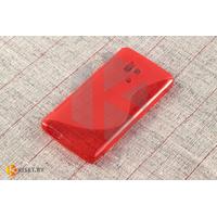 Силиконовый чехол для Huawei Honor 3, красный
