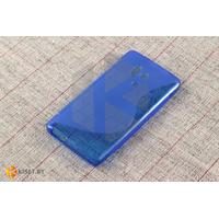 Силиконовый чехол для Huawei Honor 3, синий