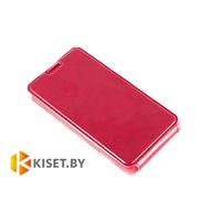 Чехол-книжка Experts SLIM Flip case для Lenovo A516, красный