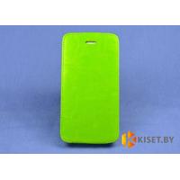 Чехол-книжка Experts SLIM Flip case для Lenovo S850, зеленый