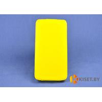 Чехол-книжка Experts SLIM Flip case для Lenovo S850, желтый