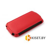 Чехол-книжка Armor Case для Lenovo Vibe Shot Z90, красный