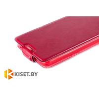 Чехол-книжка Experts SLIM Flip case для Lenovo Vibe Z K910, красный