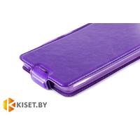 Чехол-книжка Experts SLIM Flip case для Lenovo Vibe Z K910, фиолетовый