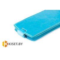 Чехол-книжка Experts SLIM Flip case для Lenovo Vibe Z K910, бирюзовый