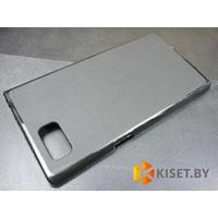 Силиконовый чехол KST MC для Lenovo Vibe Z2 черный матовый
