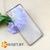 Силиконовый чехол Ultra Thin TPU для LG X cam, серый