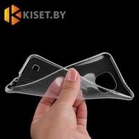 Силиконовый чехол Ultra Thin TPU для LG X Screen / X View, прозрачный
