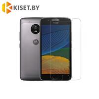 Защитное стекло для Motorola Moto G5 (XT1672), прозрачное