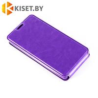 Чехол-книжка Experts SLIM Flip case для Microsoft Lumia 435/532, фиолетовый