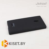 Пластиковая накладка для Nokia N9, черный