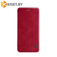 Чехол Nillkin Qin для OnePlus 5 красный