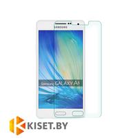 Защитное стекло для Samsung Galaxy A5 (2015) A500, прозрачное